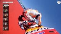 Total nedtur for MotoGP-verdensmester - vælter rundt og ender med at give op