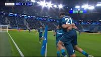 Ren pinball - Zenit foran 1-0 efter fremragende opspil