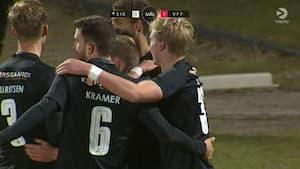 Viborg bringer sig foran mod lokalrivaler - se målet her