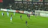 Jubel-brøl i Haderslev: Simonsen scorer til 1-0 mod FCK