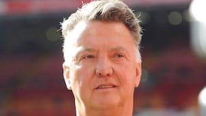 Van Gaal er hollandsk landstræner for tredje gang