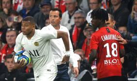 PSG-stjerner i chok-nederlag mod Rennes – Se alle 3 kasser her