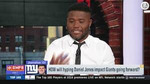 'Det er godt for hypen, at han bliver talt op' Se debatten om Jones' situation i Giants