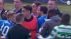 Karantæne på vej: Steven Gerrard og Celtic-anfører sigtes for deres opførsel - se de vilde scener efter Old Firm-dramaet her
