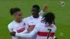 Et vaskeægte FIFA-mål - Stuttgart får kæmpet bolden over stregen efter hård kamp med træværket