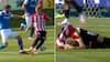 Åh nej: Mathias Jensen skadet i sæsondebut - går ud efter syv minutter