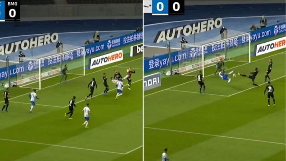 Helt vildt! Hertha-spiller scorer efter to saksespark i træk
