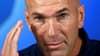 Zidane er irriteret over rygterne om en fyreseddel