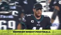 Eagles lægger maksimalt pres på Cowboys - slår Giants efter overtidsdrama