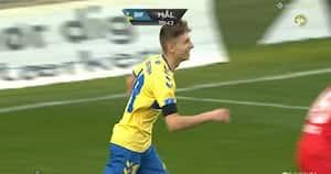 Jesper Lindstrøm bringer Brøndby tilbage på 2-2 mod AGF