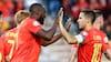Før skæbnekamp mod Danmark: Belgisk stjerne tester positiv for corona