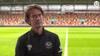 Thomas Frank om den tætte konkurrence i Premier League: 'Vi skal være glade for alle point vi skraber sammen''