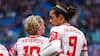 Yussuf Poulsen stråler og sørger for Leipzig-comeback