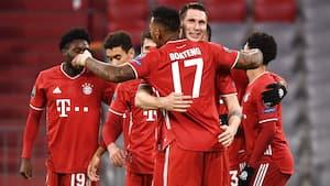 Highlights: Bayern tromlede over Lokomotiv