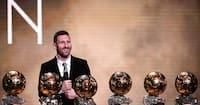 Messi efter ny pris: 'Pensionsalderen nærmer sig' - 'Det er hårdt'