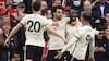 Uhørt halvleg på Old Trafford: Liverpool ydmyger United - se alle fire mål her