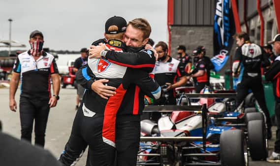 Dansk racerkører triumferer i USA og får million-stipendium