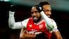 Arsenal bryder krisen med storsejr - se alle fire mål her