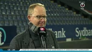 Glen Riddersholm efter skidt nederlag: 'Det handler om, at alle kigger indad'