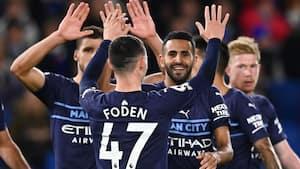 Manchester City sejrer over Brighton efter forrygende første halvleg