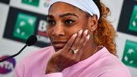 Serena Williams trækker sig i Rom før søstermøde
