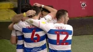 Charlie Austin viser målnæsen: Gør det til 1-1 mod Watford