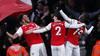 Arsenal slår Everton i målrig affære i London - se højdepunkter her
