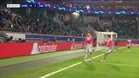 Salzburg kommer på 2-0 mod Lokomotiv Moskva - Berisha på pletten igen