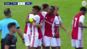 Dansk drømmekasse baner vej for FCM-exit i UEFA Youth League - se alle målene her