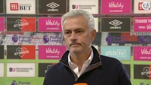 'Magtfulde mænd kan ikke lide at blive kritiseret' - Mourinho i eksplosivt interview efter kontroversiel ikke-kendelse
