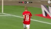Mattsson igen i hopla: Silkeborg slår overbevisende HB Køge med 4-1 - se målene her