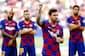 Skadet Messi misser Barcelonas træningstur til USA