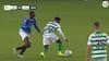 Celtic fik rødt kort i Old Firm-finale - vandt alligevel 1-0