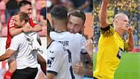 Svensson-sensation, Bruun Larsen-kasse og Håland-show: Se alle rundens Bundesliga-mål her