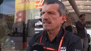 Steiner efter Haas-ballade: Jeg er ikke tilfreds med det - men nu har vi renset luften