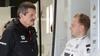 Magnussen er brandvarm i koldt vejr: Næsten årets bedste præstation