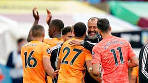 Højdepunkter: Wolves slår Aston Villa i tæt kamp - se det hele her