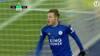 Målræven slår til for the Foxes - Jamie Vardy udligner mod Everton