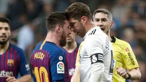 Vanvittigt scenarie: La Liga vil flytte El Clasico fra Barcelona til Bernabeu