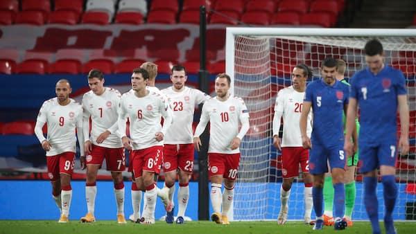 Eriksen giver Danmark 1-0-sejr på Wembley efter Maguires koger