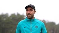 Agent afviser Eriksen-citat om at spille fodbold igen