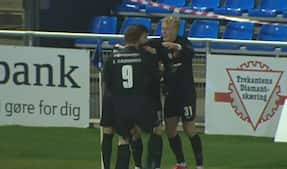 17-årig sender Viborg på 1-0 i Kolding