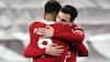 Roberto Firmino header Liverpools 3-0-kasse ind
