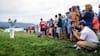 Fem personer er kommet til skade ved US Open: Ramt af vildfaren golfvogn