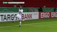 Frankfurt kommer foran efter smukt opspil mod Leverkusen - se målet her