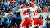 VILDT: Mahomes leverer vanvittigt spil til touchdown - se det lige her