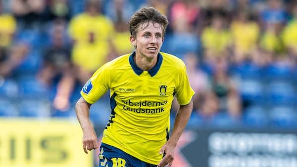 Teenager sender Brøndby videre efter forlænget spilletid