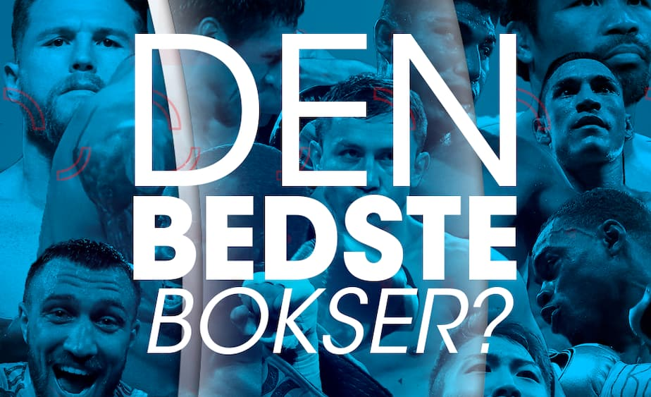 Stor afstemning: Hvem er de bedste boksere pund-for-pund i verden lige nu?