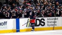 Bjorkstrand bliver kampens spiller i NHL-premiere – se danskerens højdepunkter her