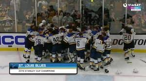 St. Louis Blues skriver historie med Stanley Cup-triumf